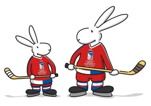 Символ ЧМ по хоккею в Чехии - megatour.cz