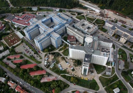 Больничный комплекс Мотол - megatour.cz