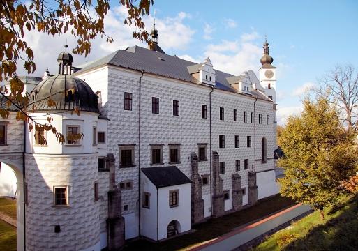 Замок Пардубице - Megatour.cz