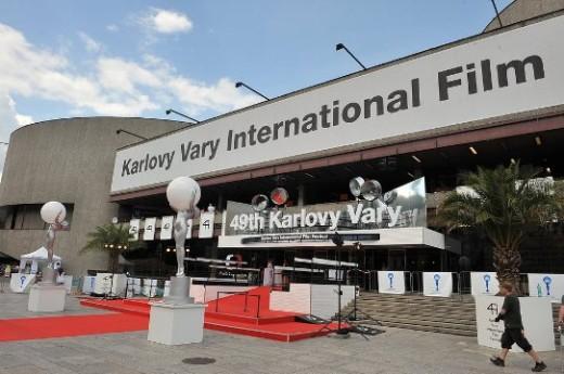 Международный кинофестиваль в Карловых Варах - Megatour.cz