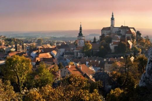 Микулов – столица Южной Моравии - Megatour.cz