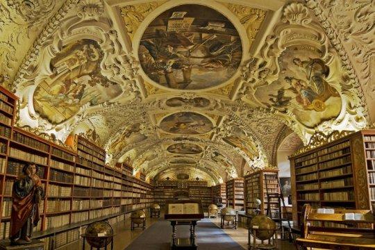 Библиотеки Праги