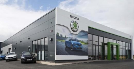 Завод Škoda - Megatour.cz