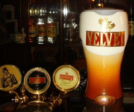 Пиво «Вельвет» – буря в стакане - Megatour.cz