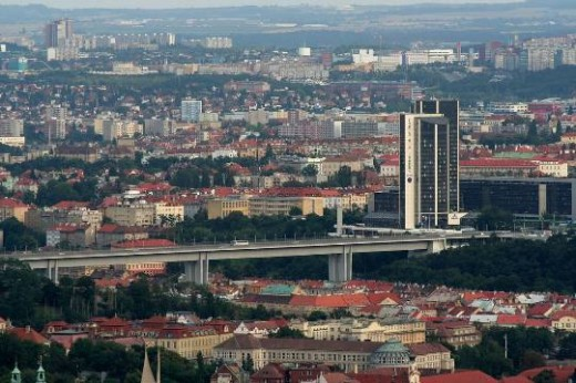 Нуселский мост - Megatour.cz