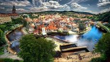 Чеський Крумлов – місто, де відбувалася історія