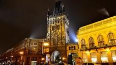 Порохова вежа – невід'ємний символ Праги