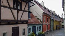 Золота вуличка - один з символів Праги