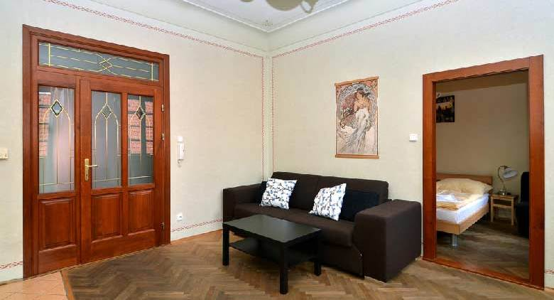 Отель Karlova Prague Apartments