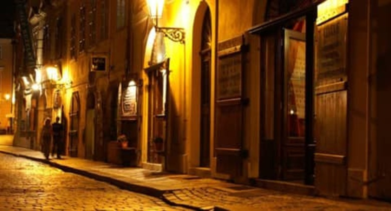 Prague Ghosts Tour - MegaTour.cz