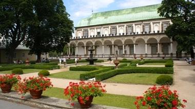 Королевский дворец Бельведер (г. Прага)