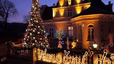 Рождественский дом (Vánoční Dům)
