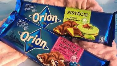 Чешский шоколад «Orion»