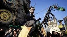 В Праге пройдет Богемский карнавал