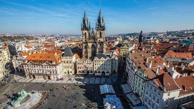«Другая Прага», или Бездомные экскурсоводы Праги