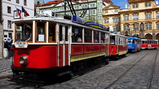 На центральній площі Праги знов з'являться трамваї.