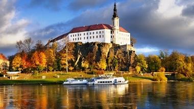 Город Дечин, Чехия