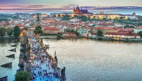 Tour de Prague