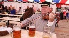 Чешский пивной фестиваль