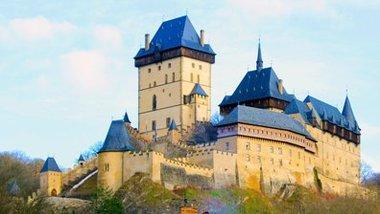 Застывшее в камне Средневековье, или путешествие по замкам Чехии