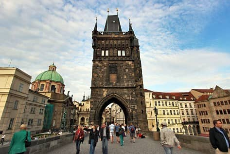The Charles Bridge Tower