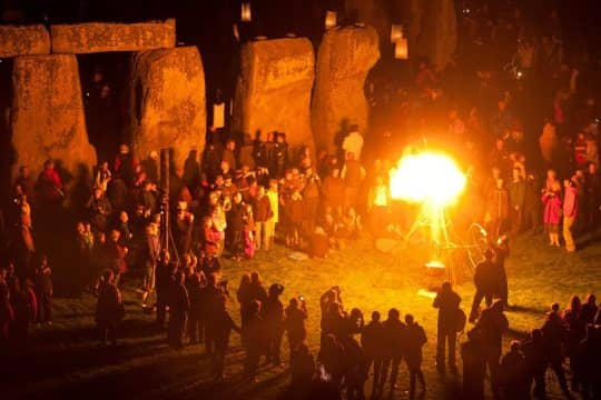 Czech Feast of Burning Witches