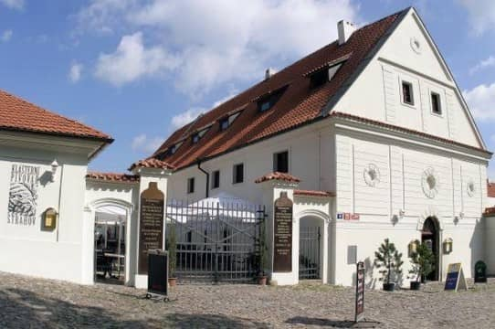 The Strahov Monastic Brewery