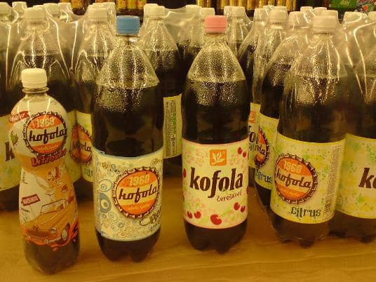 Kofola – The Czech Cola - Megatour.cz
