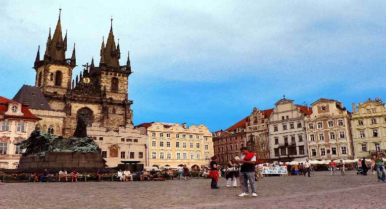 Prague City Tour - Megatour.cz