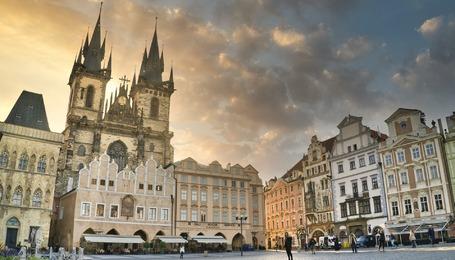 Обзорная экскурсия в Праге (в маленькой группе)